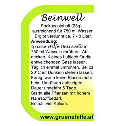 GrüneHilfe Brennessel Rückseite Bild