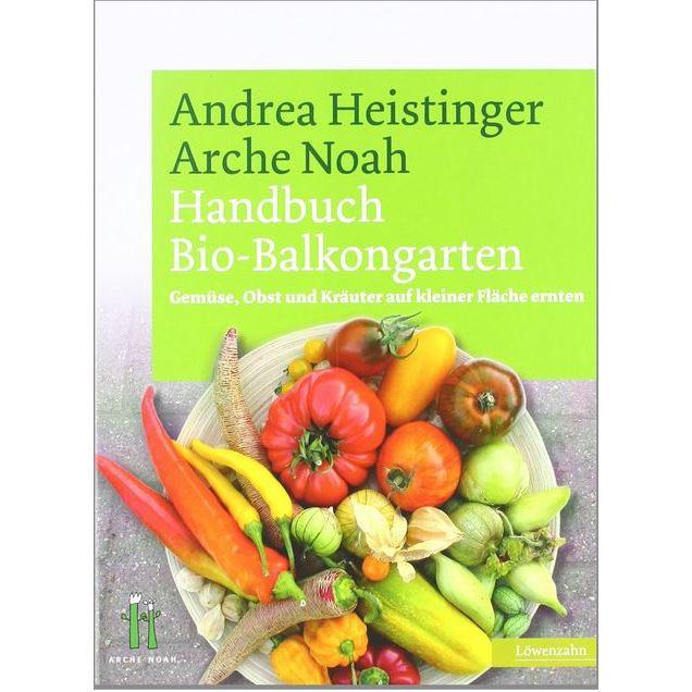 Handbuch-Bio-Balkongarten Buch