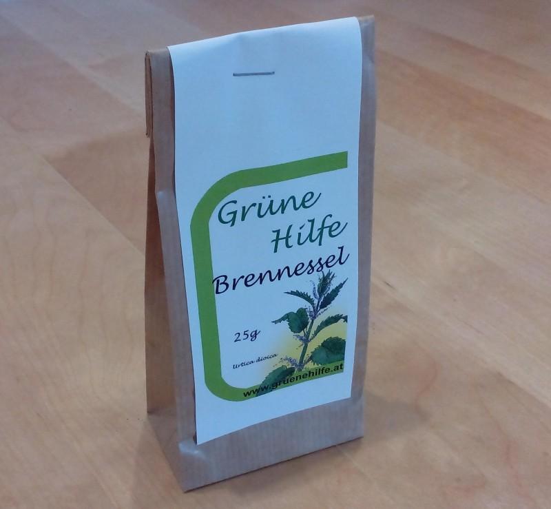 GrüneHilfe Brennnessel 25g