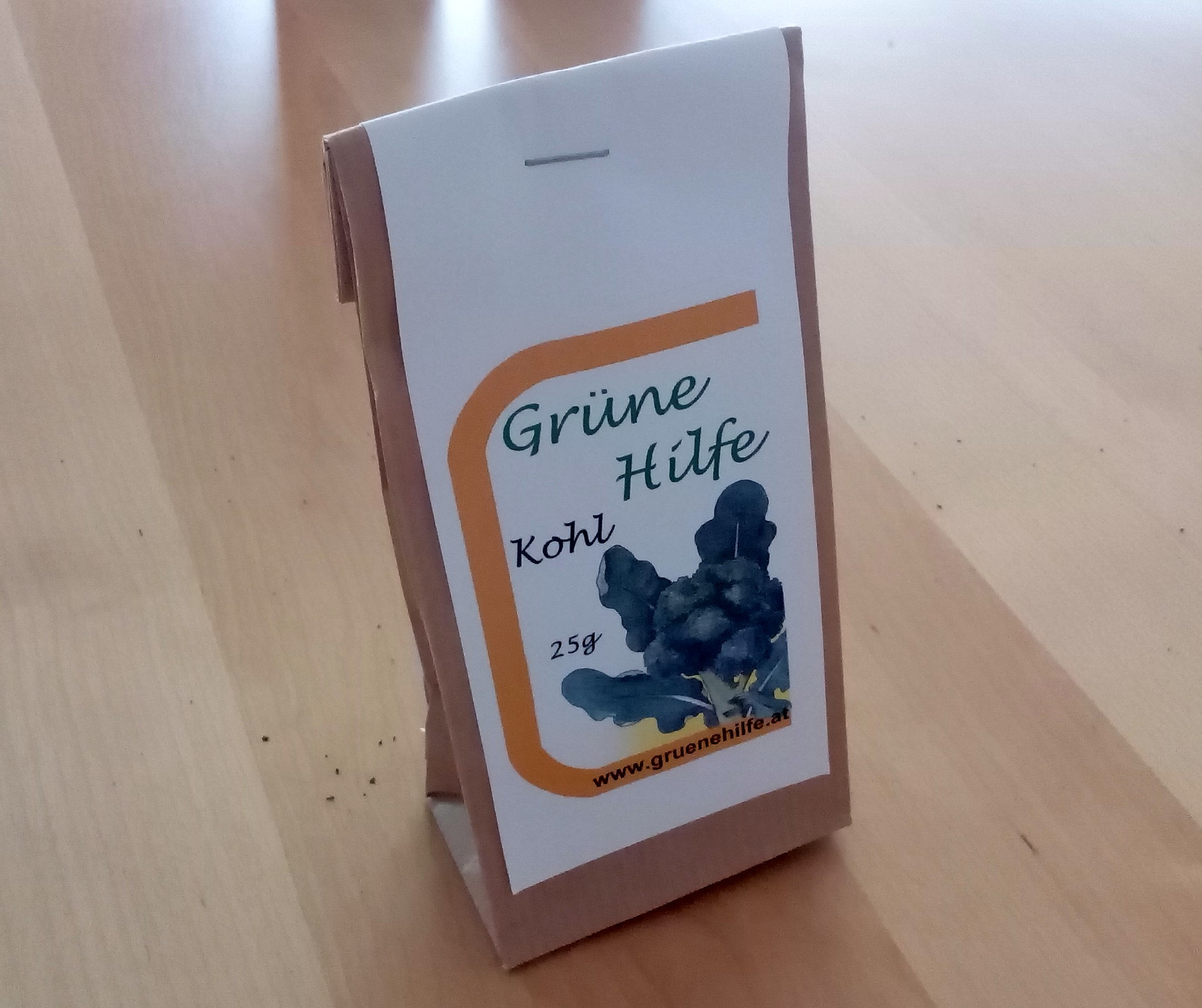 GrüneHilfe Kohl Single