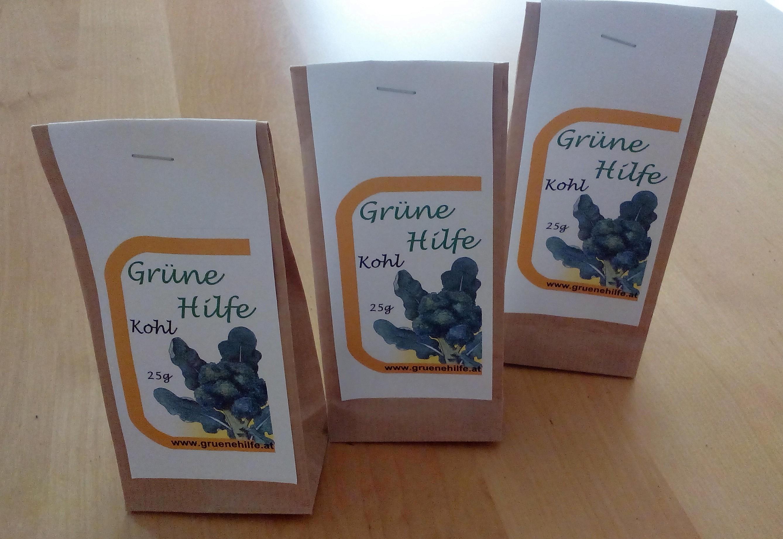 GrüneHilfe Kohl Trio