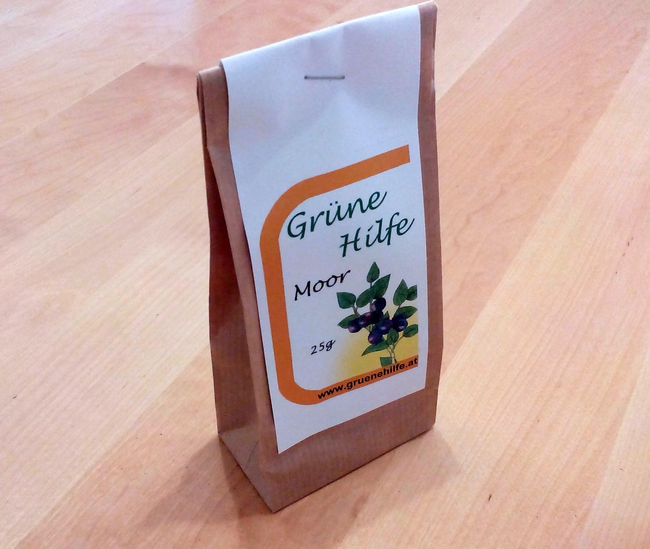 GrüneHilfe Moor Single