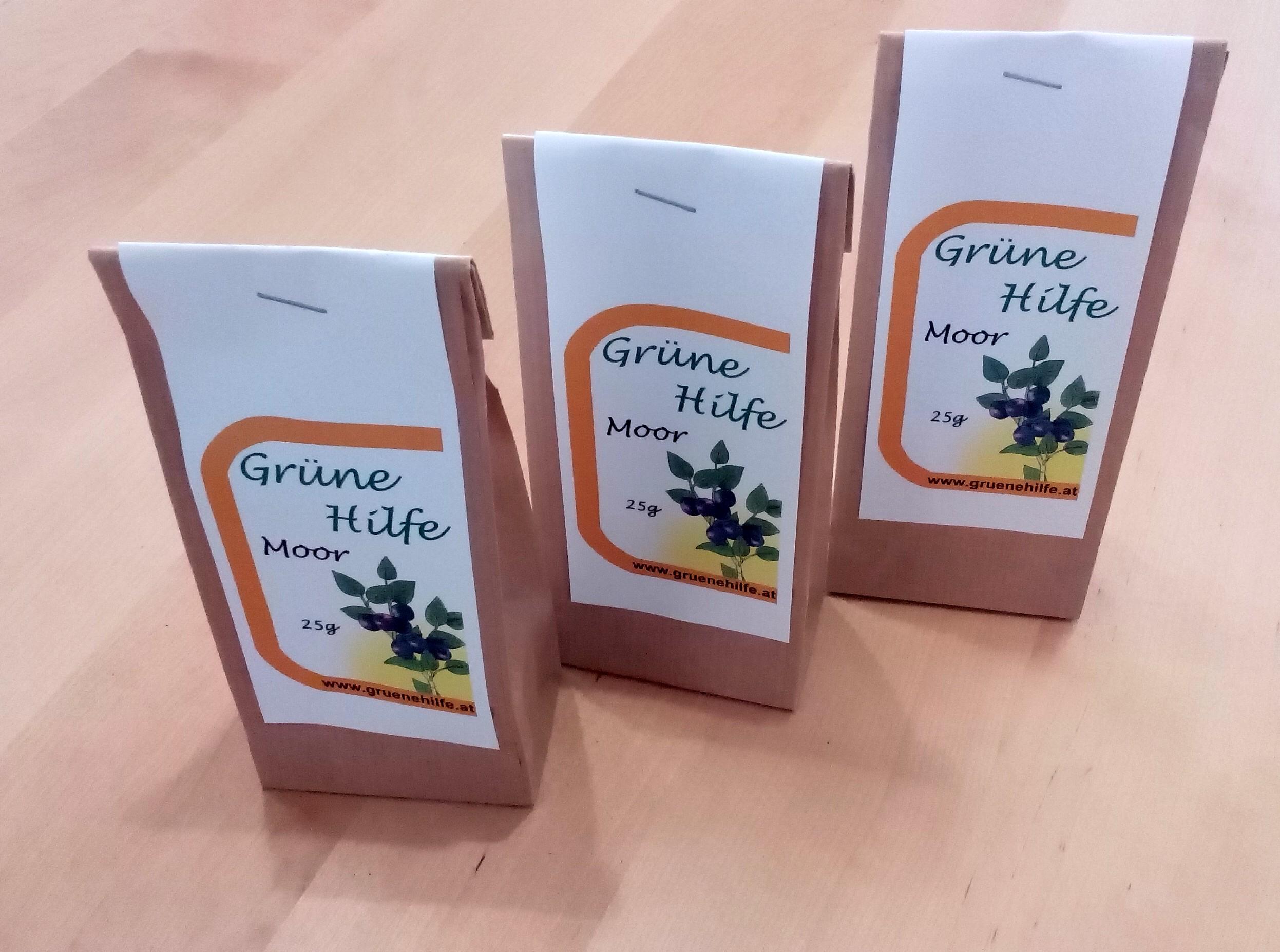 GrüneHilfe Moor Trio