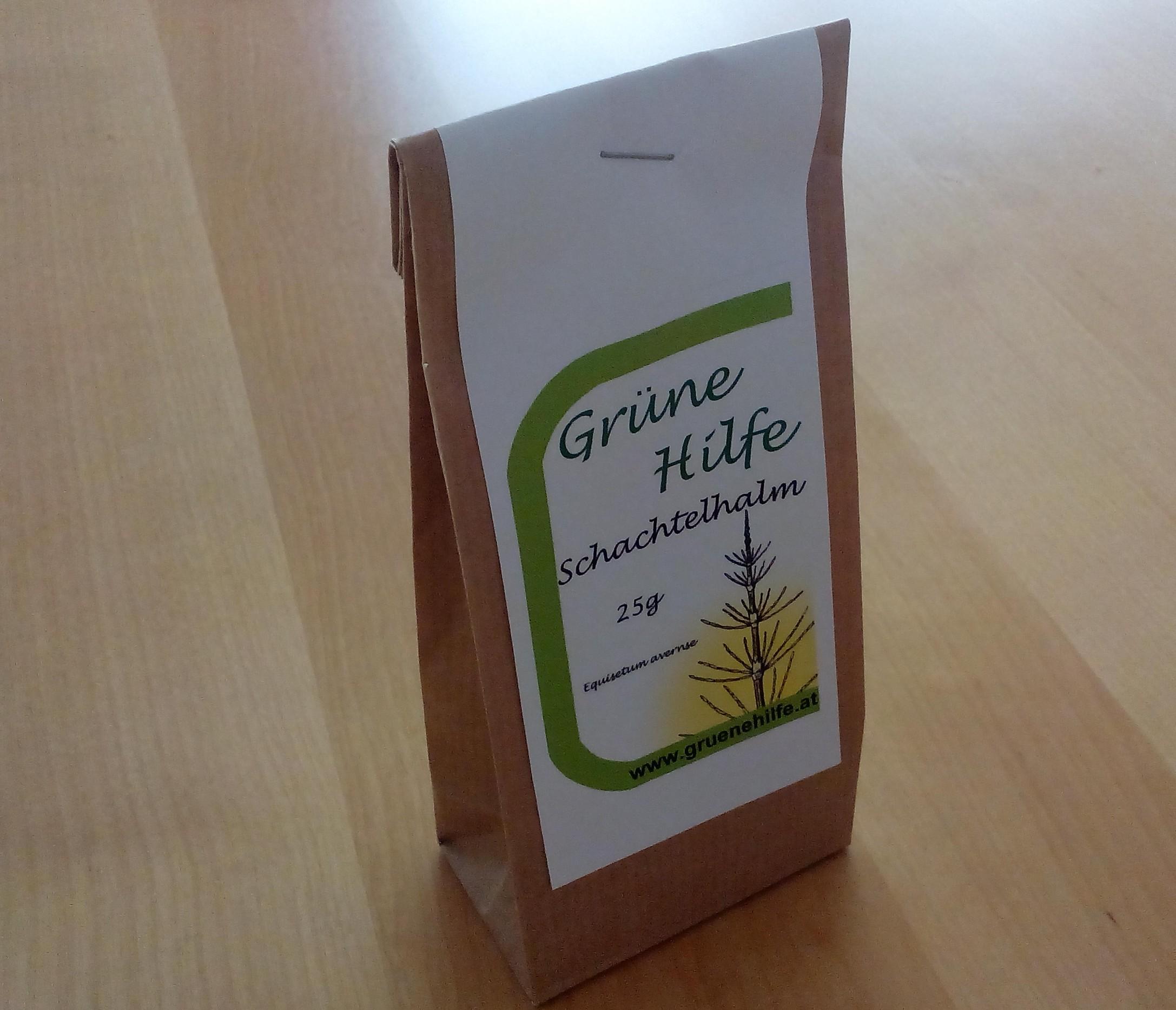 GrüneHilfe Schachtelhalm Single