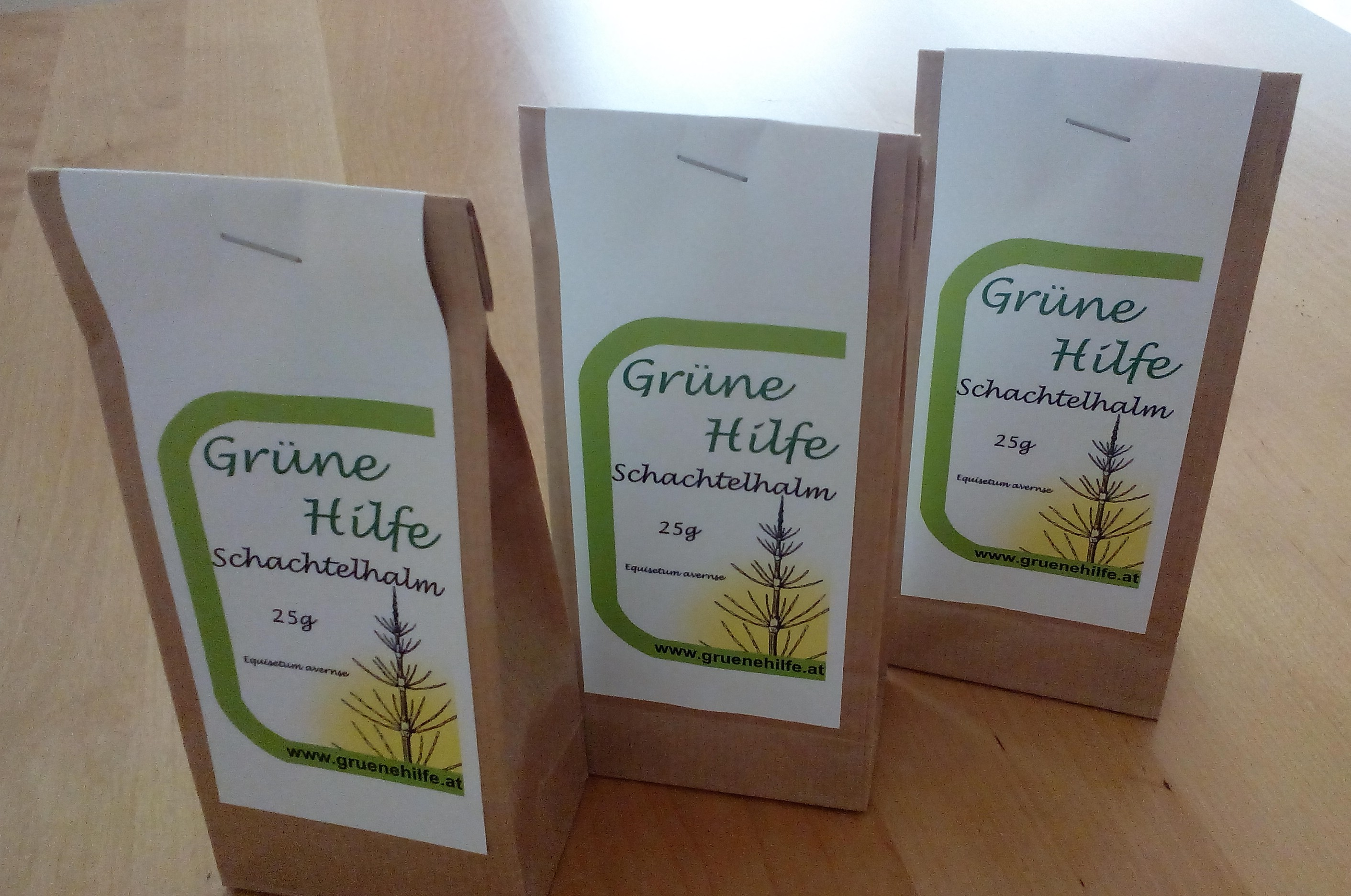 GrüneHilfe Schachtelhalm Trio